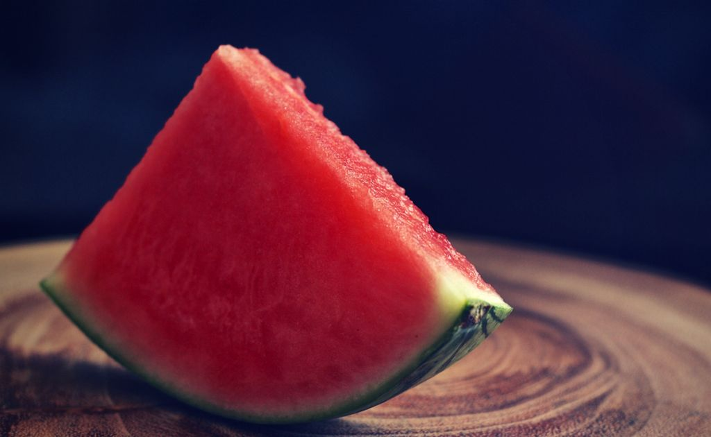 water melon is a very good food that increase nitric oxide in blood